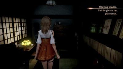 Fatal Frame Maiden Of Black Water Usa Wii U Usb Rip