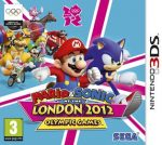 Mario & Sonic at the London 2012 Olympic Games  [USA] 3DS [Multi3-Español] CIA