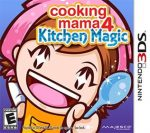 Cooking Mama 4 – Kitchen Magic [USA] 3DS CIA
