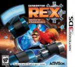 Generator Rex – Agent of Providence [EUR] 3DS [Multi5-Español] CIA