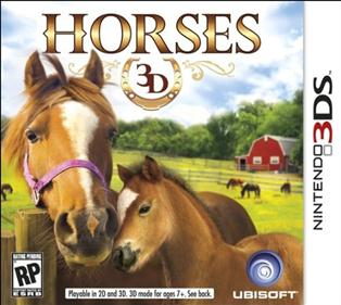 Portada-Descargar-Roms-3DS-Mega-CIA-Horses-3D-USA-3DS-Multi-Espanol-Gateway3ds-Sky3ds-CIA-Emunad-xgamersx.com