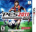 Pro Evolution Soccer 2011 3D [USA] 3DS [Multi3-Español] CIA