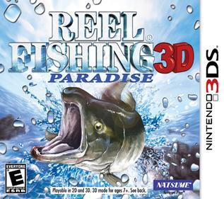 Portada-Descargar-Roms-3DS-Mega-CIA-Reel-Fishing-3D-Paradise-USA-3DS-Gateway3ds-Sky3ds-CIA-Emunad-xgamersx.com