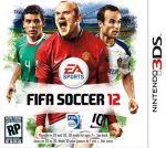FIFA Soccer 12 [USA] 3DS [Multi3-Español] CIA