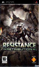 Resistance Retribution [PSP] [Mult – Español] [EUR] + [Emulador PC]  [PSVITA-CFW]