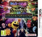 Pac-Man and Galaga Dimensions [USA] 3DS [Multi3-Español] CIA
