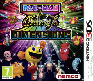 Portada-Descargar-Rom-3DS-Mega-CIA-Pac-Man-and-Galaga-Dimensions-USA-3DS-Multi-Gateway3ds-Sky3ds-Emunad-xgamersx.com