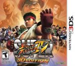 Super Street Fighter IV 3D Edition [USA] 3DS [Multi3-Español] CIA