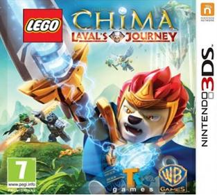 Portada-Descargar-Rom-LEGO-Legends-of-Chima-Lavals-Journey-EUR-3DS-Multi7-Espanol-Gateway3ds-Emunad-CIA-Mega-Sky3ds-xgamersx.com
