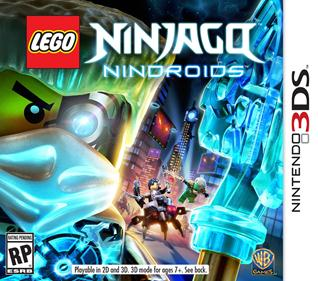Portada-Descargar-Rom-LEGO-Ninjago-Nindroids-EUR-3DS-Multi7-Espanol-Gateway3ds-Mega-Emunad-xgamersx.com-Sky3ds