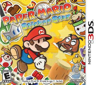 Portada-Descargar-Rom-Paper-Mario-Sticker-Star-USA-3DS-Espanol-Ingles-Gateway3ds-Gateway-Ultra-Emunad-Roms-Mega-xgamersx.com