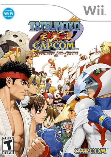Portada-Descargar-wii-wiiu-Mega-tatsunoko-vs-capcom-ultimate-all-stars-wii-eur-pal-espanol-ULOADER-CFG-USB-LOADER-xgamersx.com