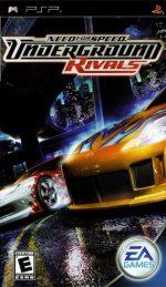 Need For Speed Underground Rivals [PSP] [Mult-Español] [EUR] + [Emulador PC]  [PSVITA-CFW]
