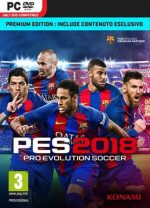 Pro Evolution Soccer 2018 [PC-Game]  [Multi-Español-Latino]  [Mega] [ISO]