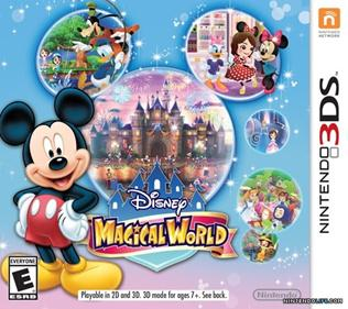 Portada-Descargar-Rom-3DS-Mega-CIA-Disney-Magical-World-USA-3DS-Español-Ingles-Gateway3ds-Emunad-Sky3ds-Cia-XGAMERSX.COM
