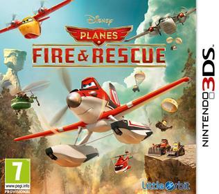Portada-Descargar-Rom-3ds-Disney-Planes-Fire-and-Rescue-USA-3DS-Multi-Espanol-Gateway3ds-Emunad-Sky3ds-CIA-Mega-XGAMERSX.COM