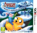 Adventure Time The Secret of the Nameless Kingdom [USA] 3DS [Region-Free] CIA