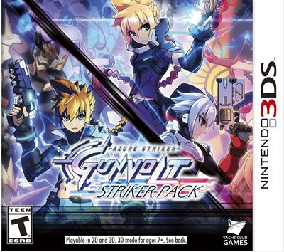 Portada-Descargar-Roms-3DS-Mega-CIa-azure-striker-gunvolt-striker-pack-USA-3ds-Region-Free-Gateway3ds-Sky3ds-CIA-Emunad-xgamersx-xgamersx.com_