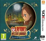 Layton's Mystery Journey – Katrielle and the Millionaires Conspiracy [USA] 3DS [Multi-Español]