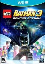 LEGO Batman 3 Beyond Gotham [USA] Wii U [Loadiine] READY2PLAY [Multi-Español]