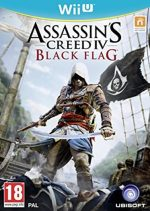 Assassin's Creed IV Black Flag [USA] Wii U [USB-Rip] [Multi-Español]
