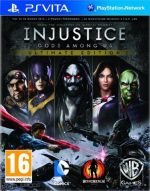 Injustice Gods Among Us – Ultimate Edition [NoNpDrm] [EUR] PSVITA [Multi-Español]