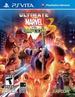 Ultimate Marvel Vs. Capcom 3 [NoNpDrm] [USA] PSVITA + (DLC) [Multi-Español]