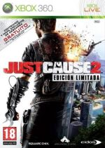 Just Cause 2 [RGH]  [XBOX 360] RGH-Jtag [Region Free] [Español]