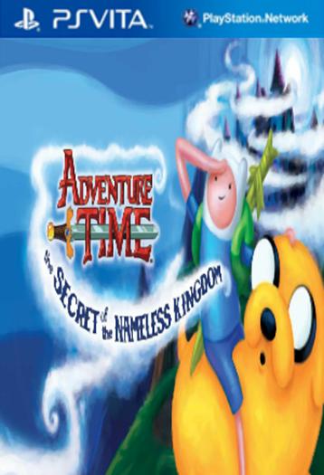 Portada-Descargar-Psvita-Mega-adventure-time-the-secret-of-the-nameless-kingdom-nonpdrm-usa-psvita-multi-espanol-vit-2-0-henkaku-mega-VPK-CFW-HENKAKU-Vitamin-xgamersx.com-emudek.net