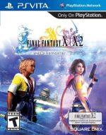 FINAL FANTASY X-2 HD Remaster (NoNpDrm)  [USA] PSVITA [Multi-Español]