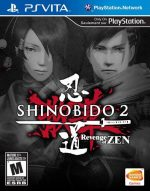 Shinobido 2 Revenge of Zen (NoNpDrm) + (UPDATE) [EUR] PSVITA [Multi-Español]