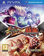 Street Fighter X Tekken (NoNpDrm) + (UPDATE) [USA] PSVITA [Multi-Español]