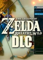 The Legend of Zelda Breath of the Wild – EUR – DLC+ Update (Solo DLC Y UPDATE)