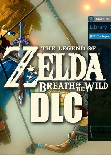 The Legend of Zelda Breath of the Wild – EUR – DLC+ Update (Solo DLC
