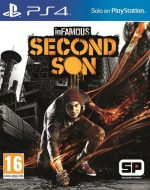 inFamous Second Son [PS4] [PKG] [EUR] [PS4HEN 4.05]  [Multi-Español]