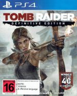 Tomb Raider Definitive Edition [PS4] [PKG] [ASIA] [PS4HEN 4.05] [Multi3-Ingles]