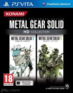 Metal Gear Solid HD Collection (NoNpDrm) [EUR] PSVITA [Multi-Español]