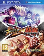 Street Fighter X Tekken (NoNpDrm) + (UPDATE) [USA] PSVITA [Multi-Español]
