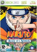 Naruto Rise of a Ninja [XBOX 360] RGH-Jtag [Region Free] [Multi-Español]