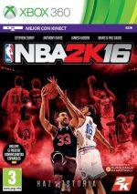 NBA 2K16  [XBOX 360] RGH-Jtag [Region Free] [Multi-Español]