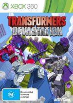 Transformers Devastation [XBOX 360] RGH-Jtag [Region Free] [Multi-Español]