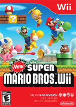 New Super Mario Bros. Wii [NTSC] [Multi-Español] [ISO]