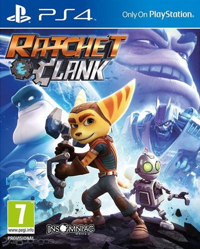 Ratchet & Clank [PS4] [PKG] [USA] [PS4HEN 4 05/5 05] [Multi-Español