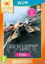 FAST Racing NEO [USA] Wii U [USB] + DLC + UPDATE