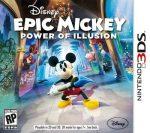 Disney Epic Mickey Power of Illusion (EUR) 3DS (Region-Free) (Multi-Español) CIA