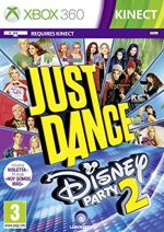 Just Dance Disney Party 2 [XBOX 360] RGH-Jtag [Region Free] [Multi-Español]