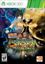 Naruto Shippūden: Ultimate Ninja Storm Revolution [XBOX 360] RGH-Jtag [Region Free] [Multi-Español]