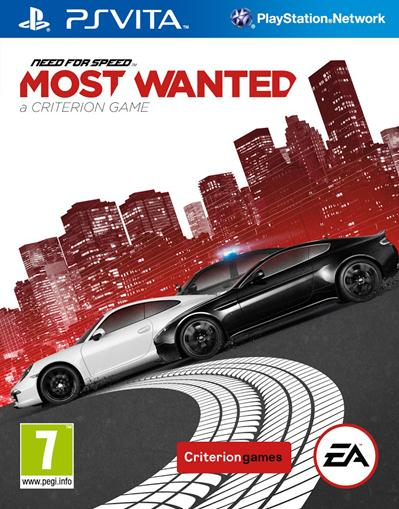 Need for Speed Most Wanted (NoNpDrm) + (UPDATE) [USA] PSVITA