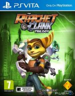 The Ratchet & Clank Trilogy (NoNpDrm) [EUR] PSVITA [Multi-Español]
