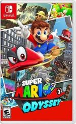 Super Mario Odyssey + UPDATE [NSP] [SWITCH] [Multi-Español]